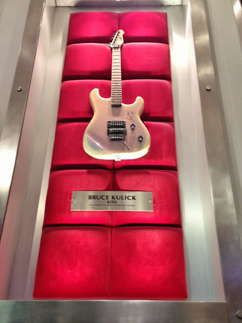 The Hard Rock Cafe Vault Museum