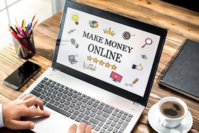 Kiếm tiền online có thật không