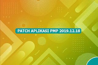 Rilis Patch Aplikasi PMP EDS Dikdasmen versi 2019.12.18