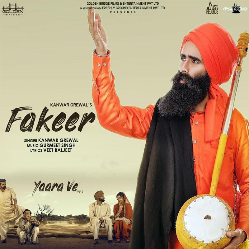 Fakeer Lyrics - Kanwar Grewal New Song 2019   Veet Baljeet