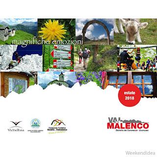 Le sagre dell'estate 2018 in Valmalenco