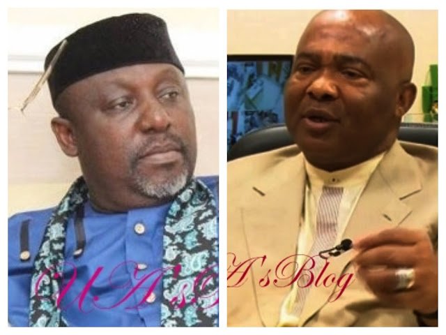 Okorocha Reveals Why Uzodinma Wants To Be Governor