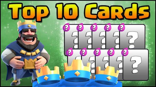10 Kartu Terbaik di Clash Royale