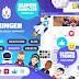 Vikinger BuddyPress and GamiPress Social Community WordPress Theme