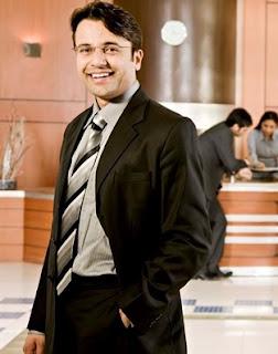 Sandeep maheshwari as Entrepreneur