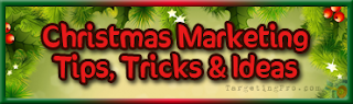 FREE Christmas Holiday Marketing Tips Tricks Ideas and Inspiration