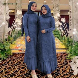Model Baju Pesta Wanita kekinian