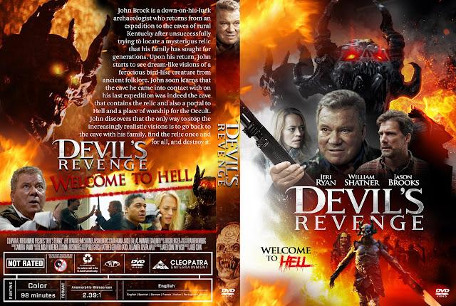 Devil's Revenge DVD Cover