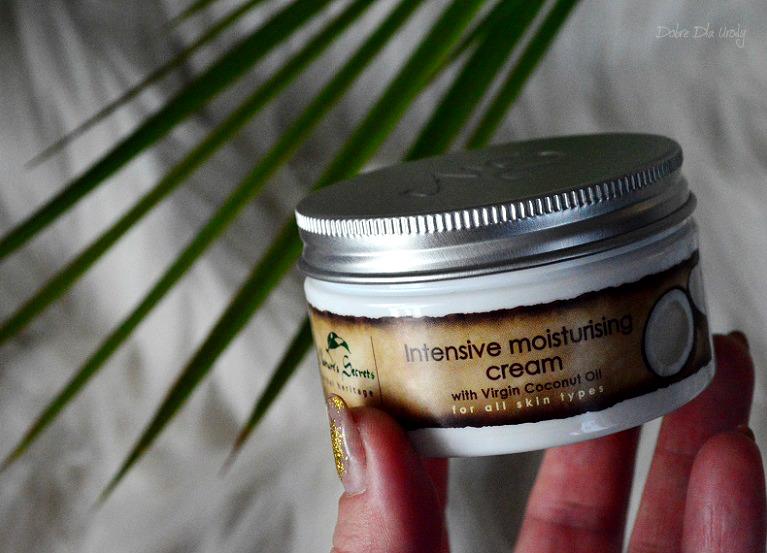 Kokosowy krem do twarzy Nature's Secret - recenzja
