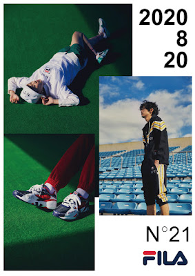 N°21 FILA COLLECTION