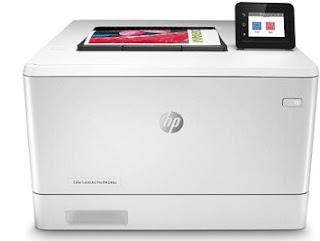 HP LaserJet Pro M454dw Driver Downloads