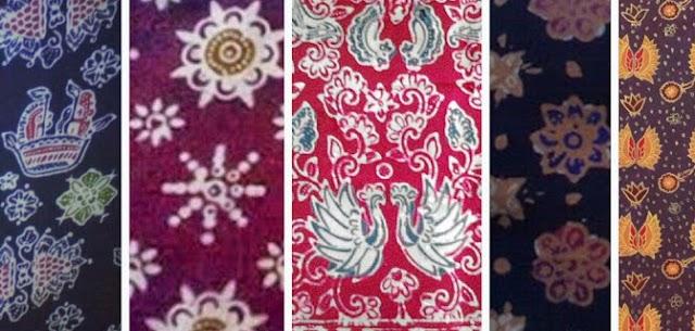 5 Motif Batik Jambi Paling Diminati Saat Ini