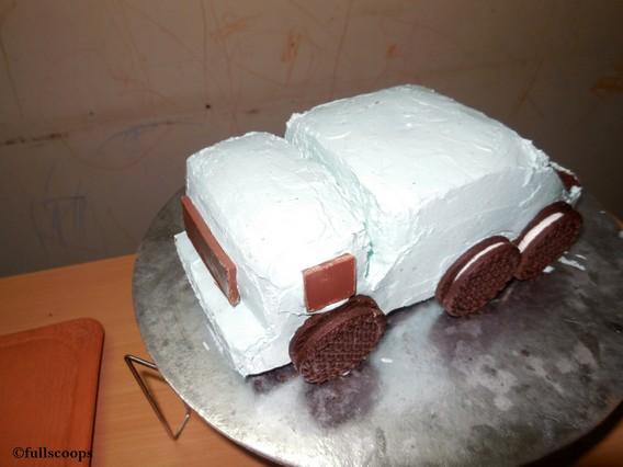 Crumb Coating A Cake Uk