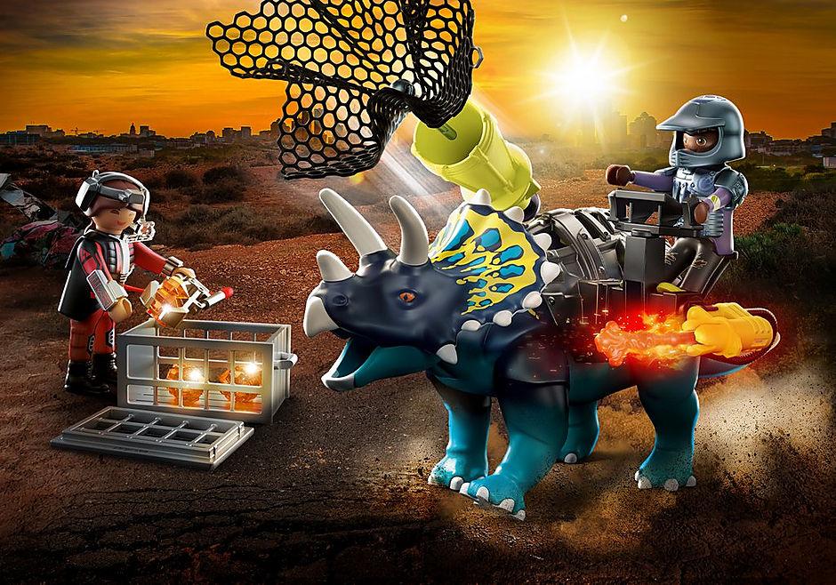Playmobil Dino Rise Triceratopo