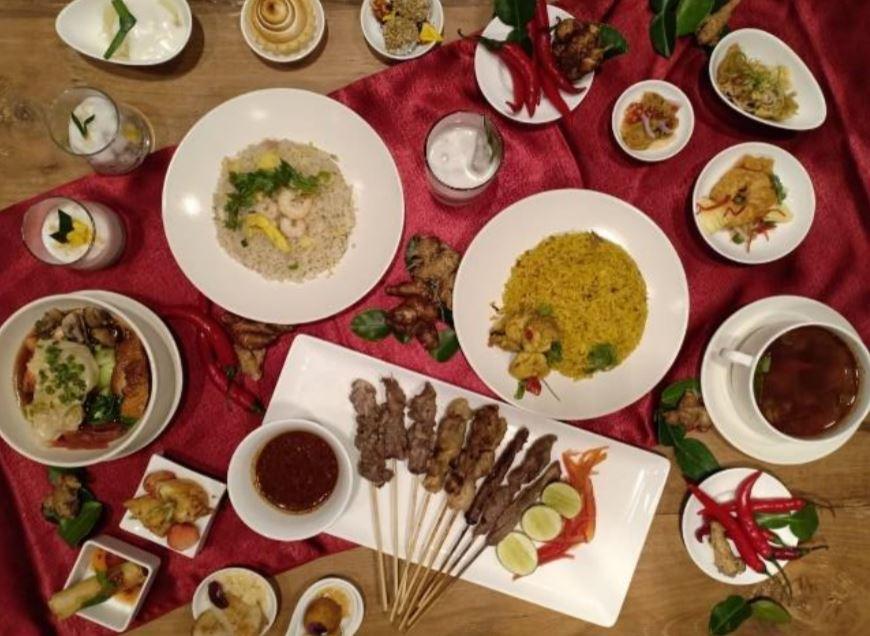 Awali Tahun 2021 dengan Hidangan Ala Thailand di Alila Solo