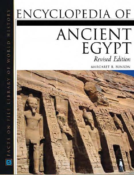 Encyclopedia of ancient Egypt, Revised Edition