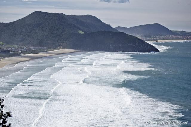 Playa de Berria - Santoña, por El Guisante Verde Project