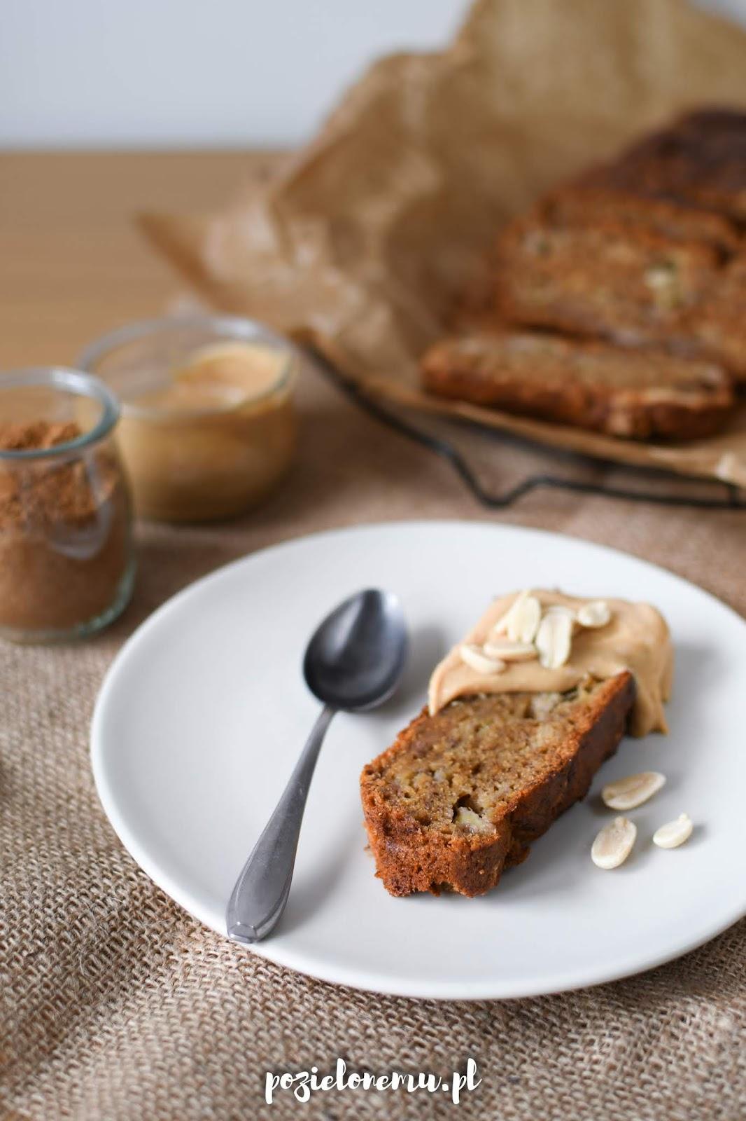 Maślany chlebek bananowy (lub maślane muffinki bananowe)