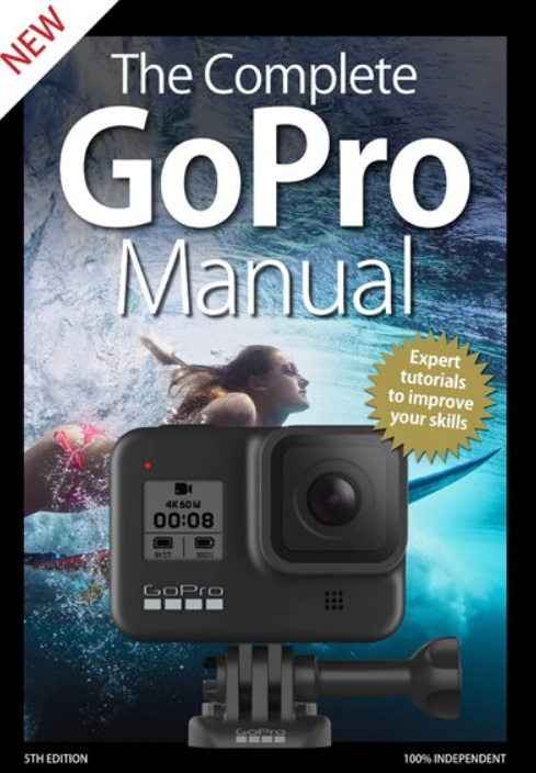 The Complete GoPro Manual 5th Edition 2020