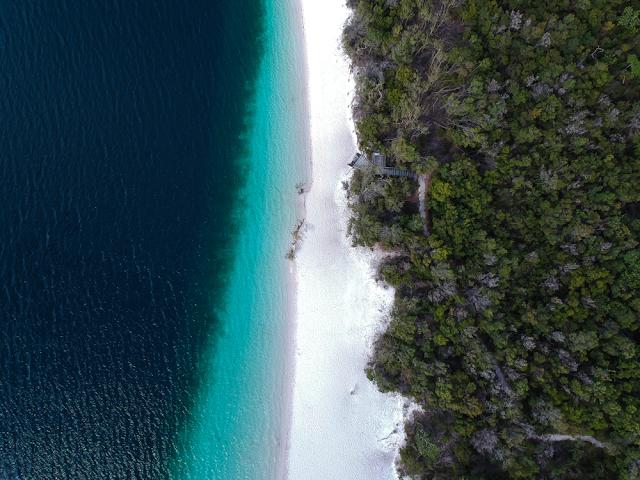 Pantai Fraser Australia
