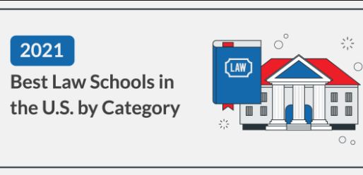 Top 10 U.S. Law Schools in 2021