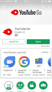 cara menyimpan video youtube hp android