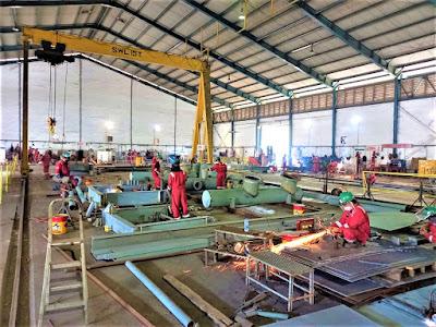 Tahapan Proses Fabrikasi ??? - https://maheswariandini.blogspot.com/