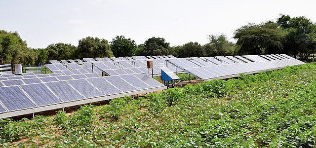 UK Rainwater Agriculture Using Solar Power Wins Planning Approval