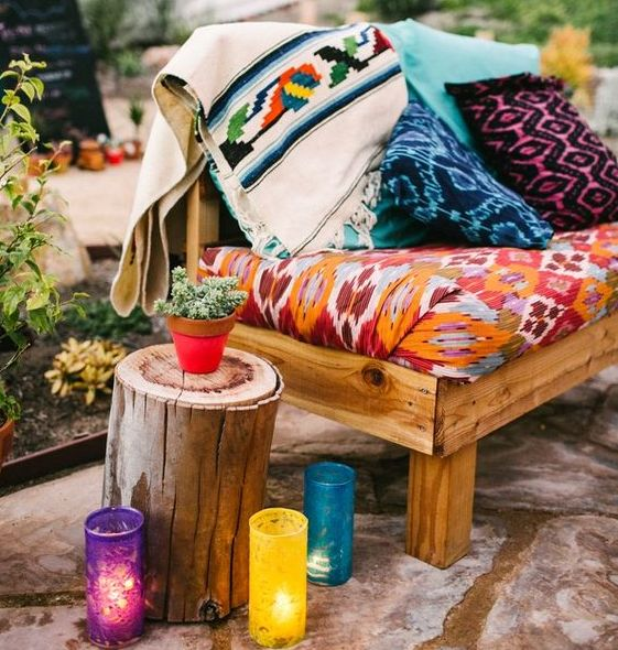 Διαμορφώστε Κήπο-Μπαλκόνι σε ΜΕΞΙΚΑΝΙΚΟ στυλ