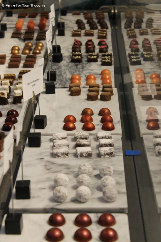 Luxury chocolate gifts in Birmingham, UK