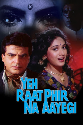 Yeh Raat Phir Na Aayegi 1992 Hindi 720p WEB-DL 900MB ESub