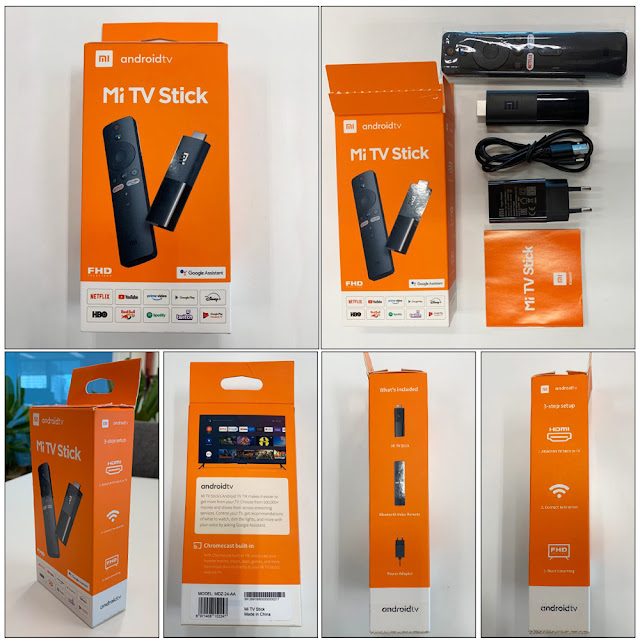 Existem duas versões do Xiaomi Mi Tv Stick?