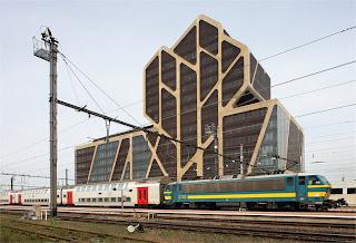 Jürgen Mayer. Arquitectura