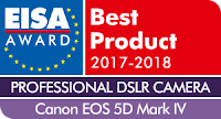 EISA Professional DSLR Camera 2017-2018