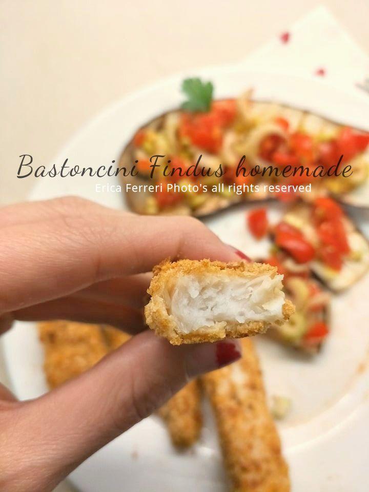 Amato Ogni riccio un pasticcio - Blog di cucina: Bastoncini Findus fatti  IA26
