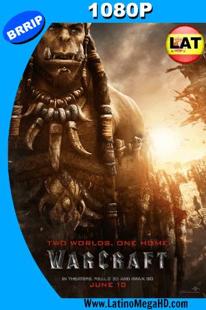 Warcraft: El Primer Encuentro de Dos Mundos (2016) Latino HD 1080P ()