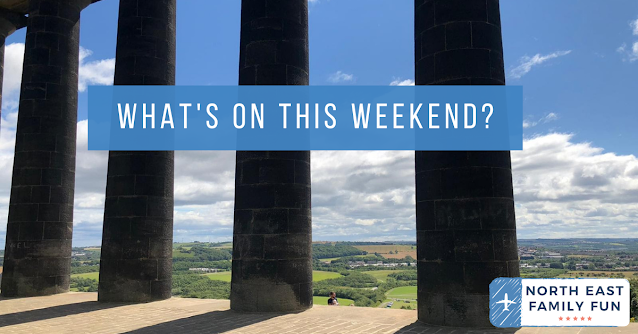 What's On for Kids in the North East This Weekend