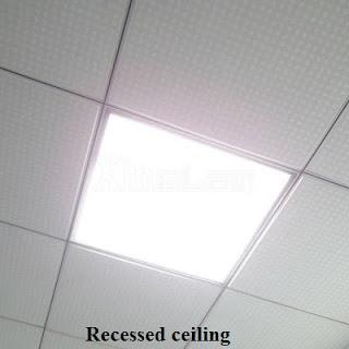 مواصفات كشافات الإنارة بأنواعها ومكوناتها المختلفة Lighting Fixtures Specs