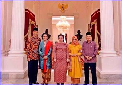 nama nama menteri kabinet kerja presiden jokowi