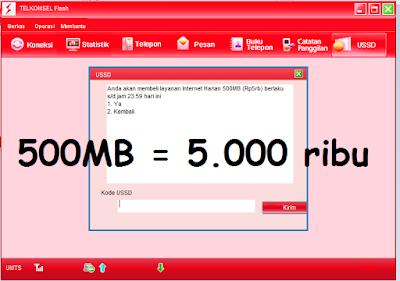 Paket Internet Super Murah Tri 2016