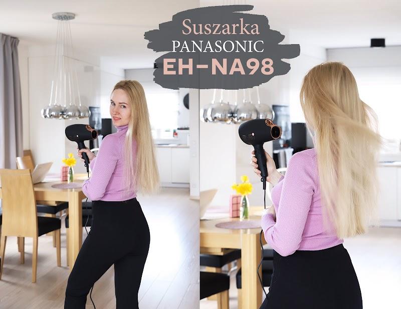 Suszarka, która nie niszczy włosów | Panasonic EH-NA98 - czytaj dalej »