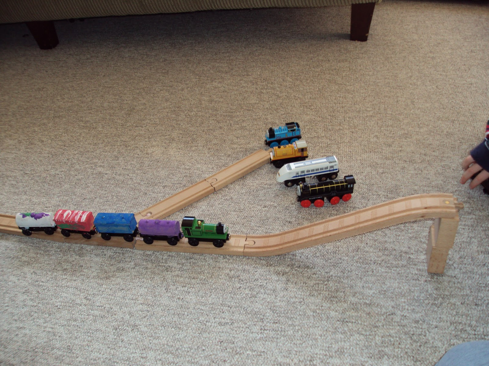 Bookworm Fun The Little Engine That Could