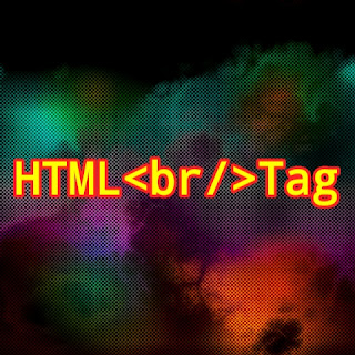 HTML <br/>tag