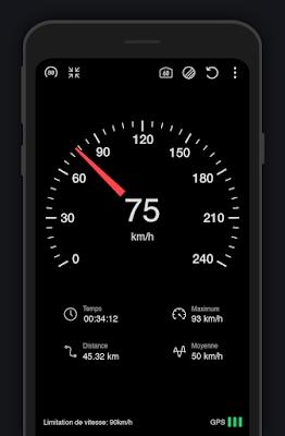 تحميل برنامج Speedometer للأندرويد Premium آخر إصدار