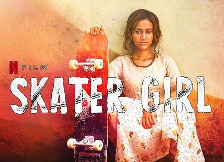Download Skater Girl (2021) Dual Audio [Hindi + English] 720p + 1080p WEB-DL ESub