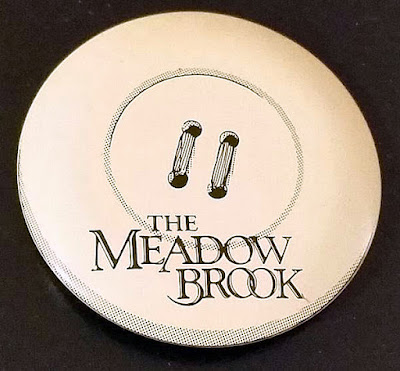 The Meadow Brook button in Cedar Grove, New Jersey