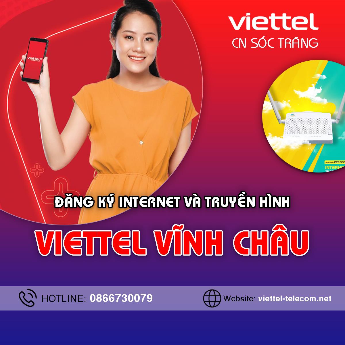 Cửa hàng Viettel huyện Vĩnh Châu