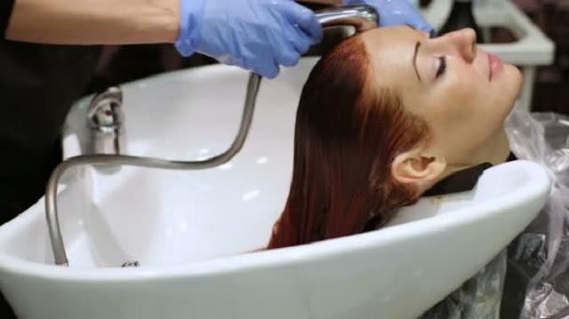 Cuando lavarse la cabeza después de aplicar keratina.