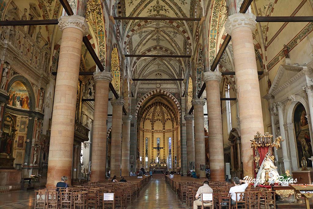 Iglesia de Santa Anastasia de Verona