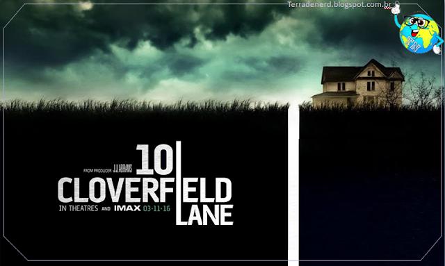 Rua Cloverfield 10, Cinema, Terra de Nerd